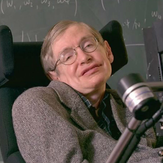 Mi köze Stephen Hawkingnak a PR-munkához?