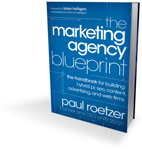 Paul Roetzer: Marketing Agency Blueprint